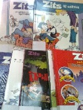 Nuestra colección: Zits